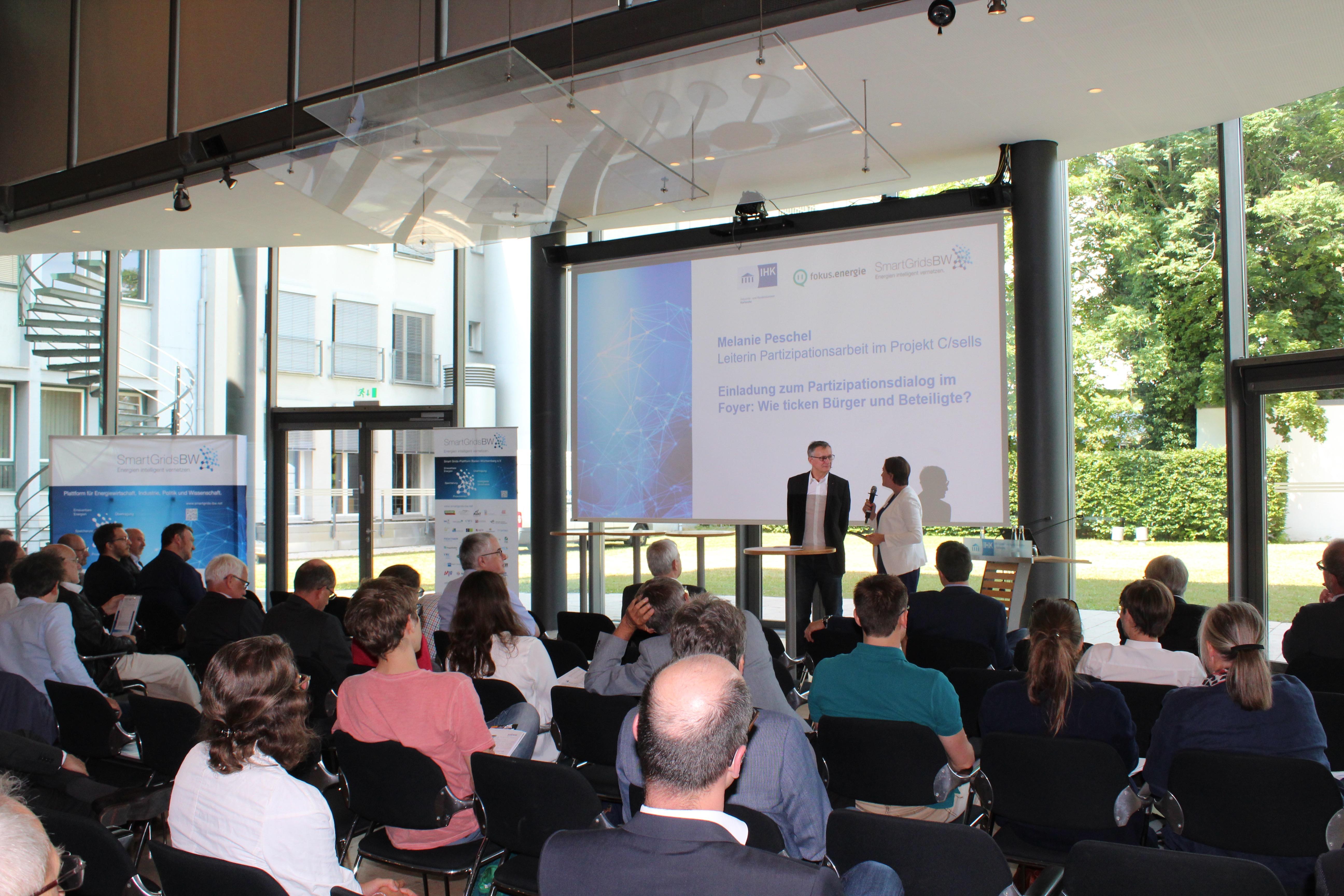 Mitwirkung an der Podiumsdiskussion beim Kongress Stadt der Zukunft 2019 von der Stuttgarter Zeitung